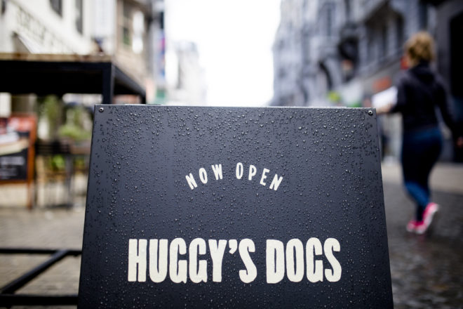 Huggy's Dogs