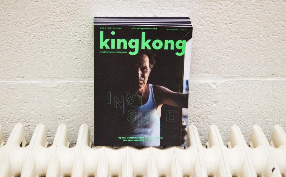 Kingkong Header
