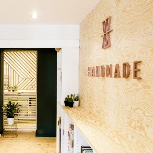 Handmade intérieur