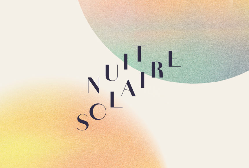 Nuit Solaire Header