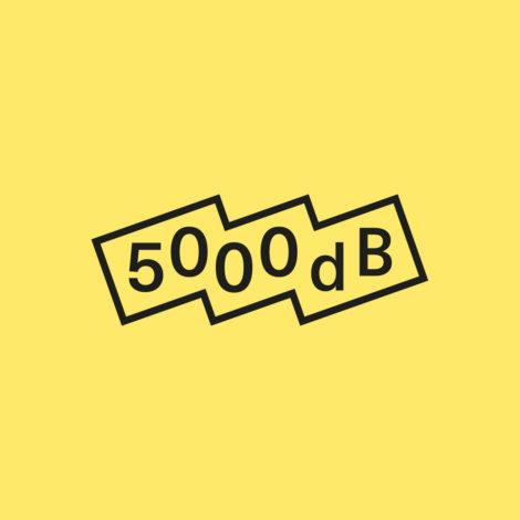 5000 dB