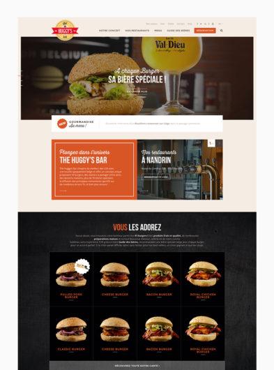 huggysbar-website